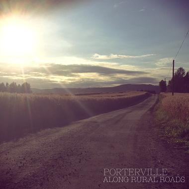 Porterville - Along Rural Roads